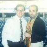 con Jose Carreras