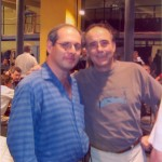 con Juan Manuel Serrat